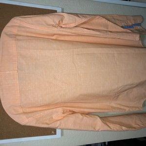 Banana Republic Shirts - Orange Camden Fit Banana Republic Shirt